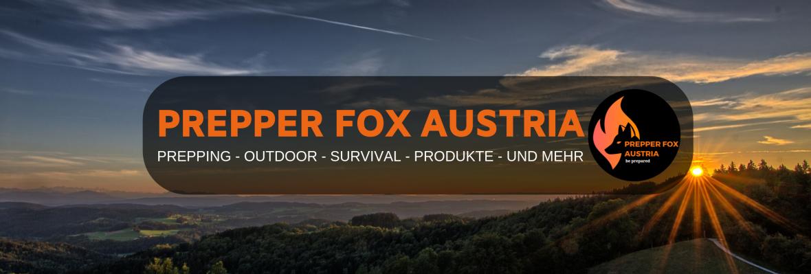 Willkommen bei Prepper Fox!